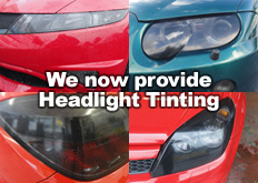 Covex Headlight Tinting